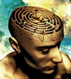 Gedankenlabyrint